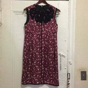 Marc Jacobs Collection 100% Silk Dress Size 4